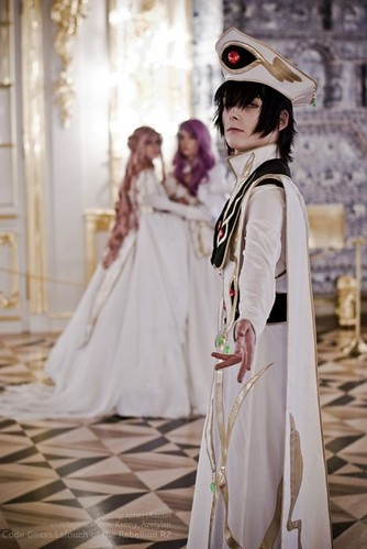 Code Geass Cosplay : Devil Created