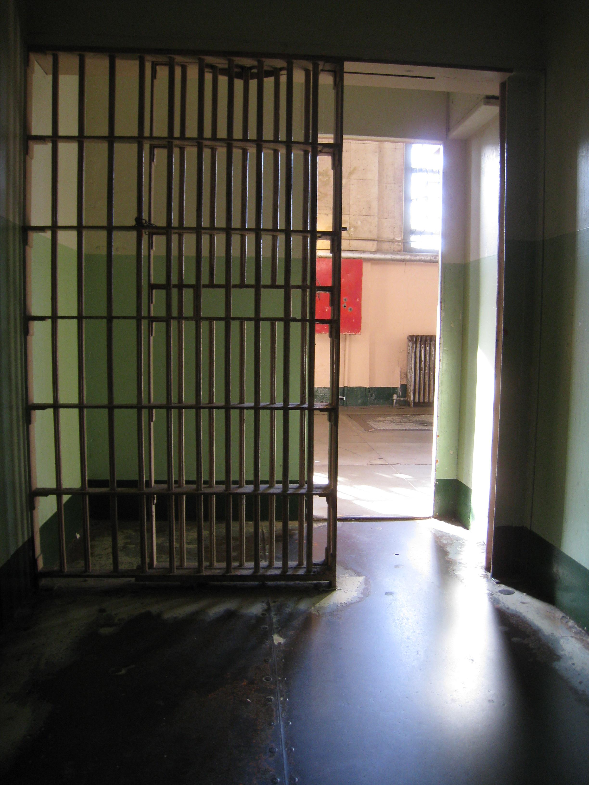 Inside D Block Cell Alcatraz Flickr Photo Sharing
