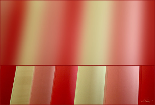 Large Abstract Blinds