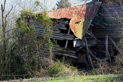 abandoned virginia march weatheredwood 2009 oldhouses canon24105l powhatancounty