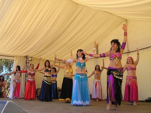 Belly Dancers 9 - Finale.