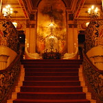 Los Angeles Theatre Mezzanine