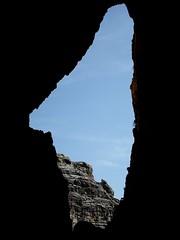Inside a Cave, The Blue Grotto, near Wied iz Zurrieq, Malta