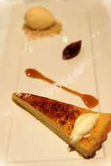 20090722-15-Gin and lime brulee tart with candied…
