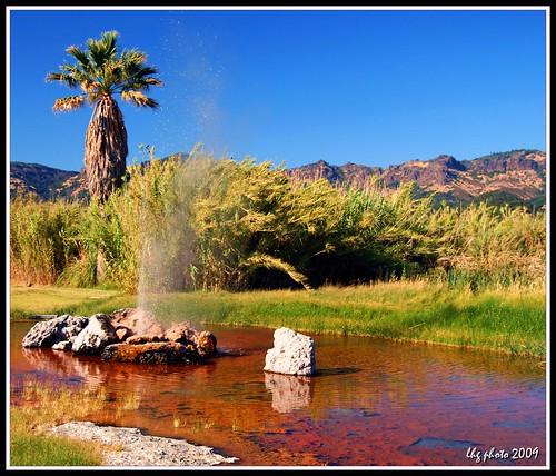 california landscape oldfaithful calistoga napavalley geyser geothermalactivity nikond90