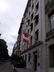 Canadian Embassy in Paris - 35 Avenue Montaigne