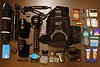 What's in My Camera Bag by Crouching Donkey