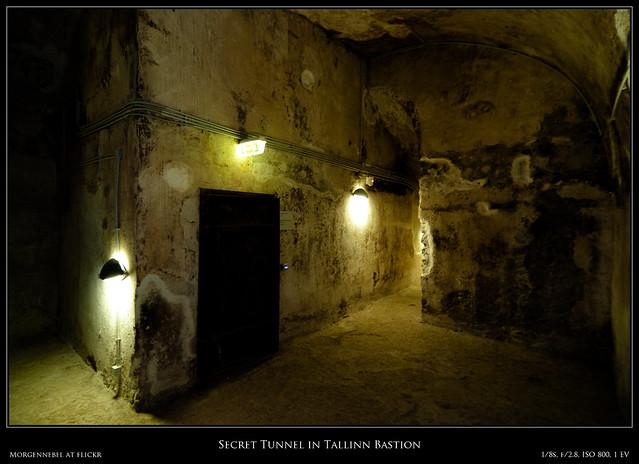 pictures secret tunnel explored - photo #21
