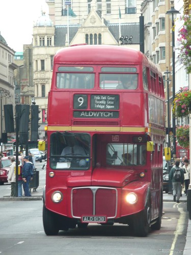 The Routemaster 9 to Aldwych London England
