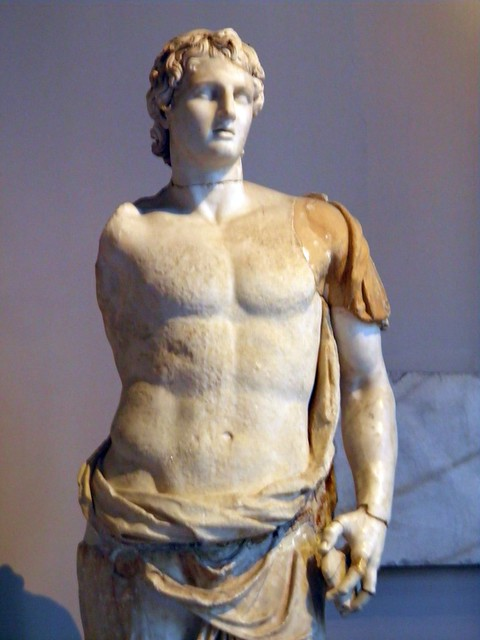 Statue of Alexander the Great, Istanbul Archeology Museum