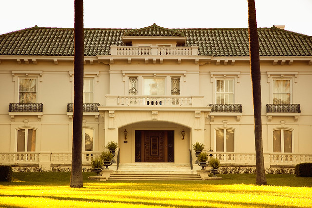 Wrigley Mansion, Pasadena