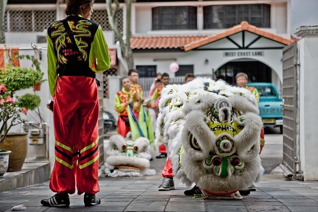 Lion Dance, Singapore | Flickr - Photo Sharing!