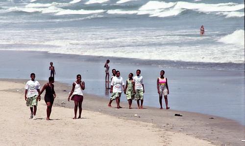 beach 1999 ghana accra labadi