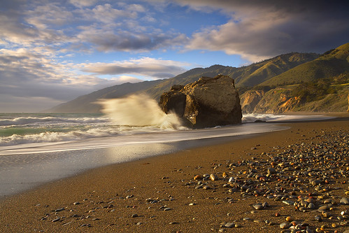 The Rock - Big Sur, California