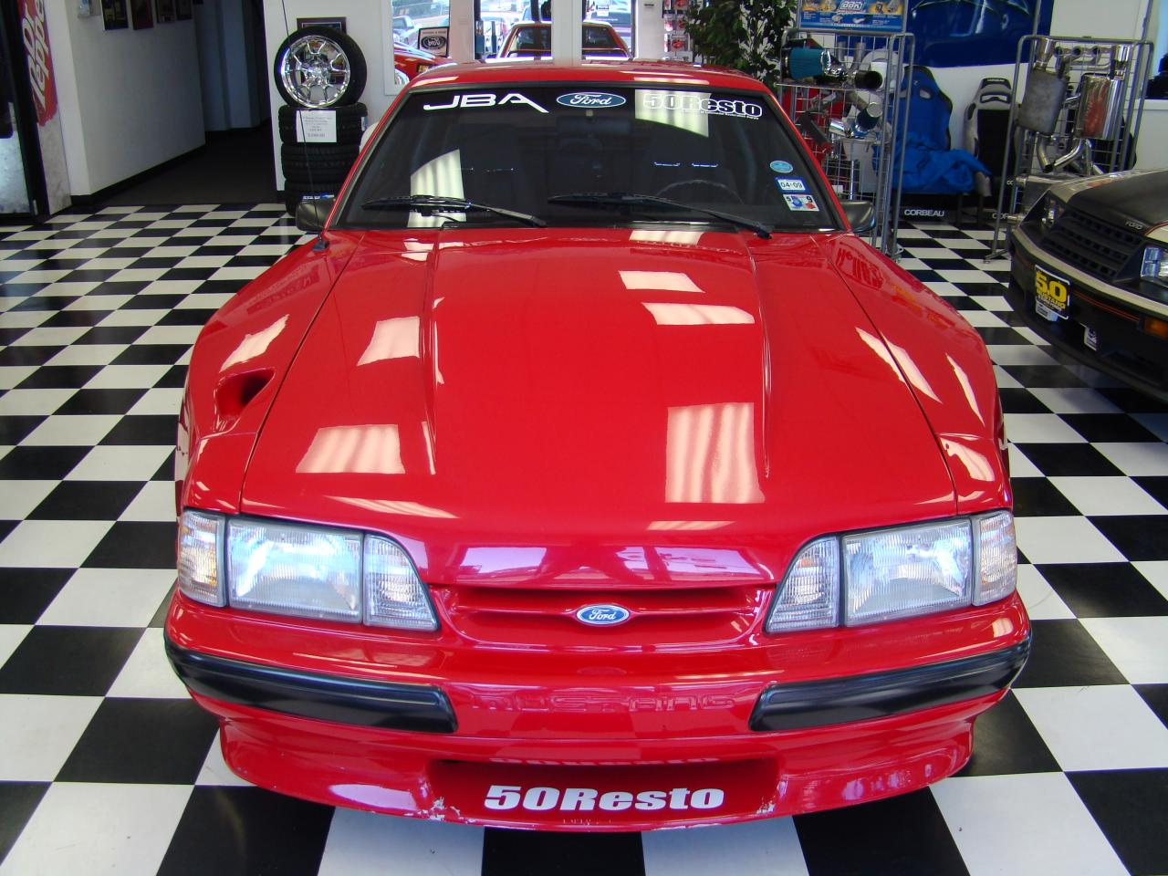 Jba Dominator The History Of The Ultimate Fox Body Mustang