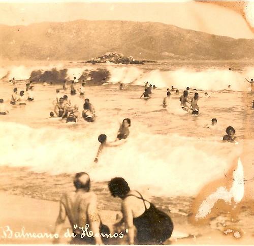 Playa de los Hornos