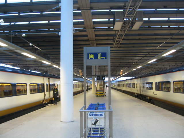 train chartering early morning eurostars to lille bruss flickr photo sharing. Black Bedroom Furniture Sets. Home Design Ideas