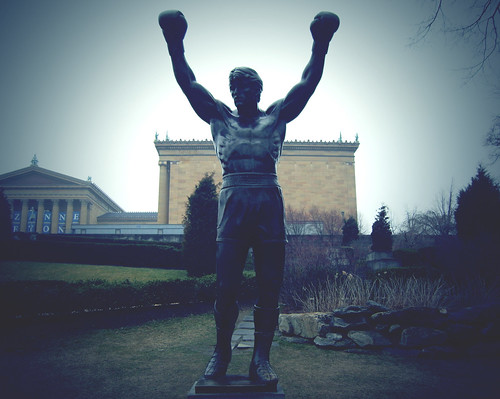 Rocky Statue - Philadelphia