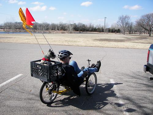 Dale, Buddy & Trike 1