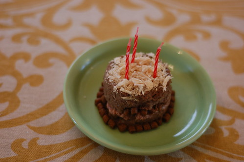 Charlene Butterbean's Birthday Cake