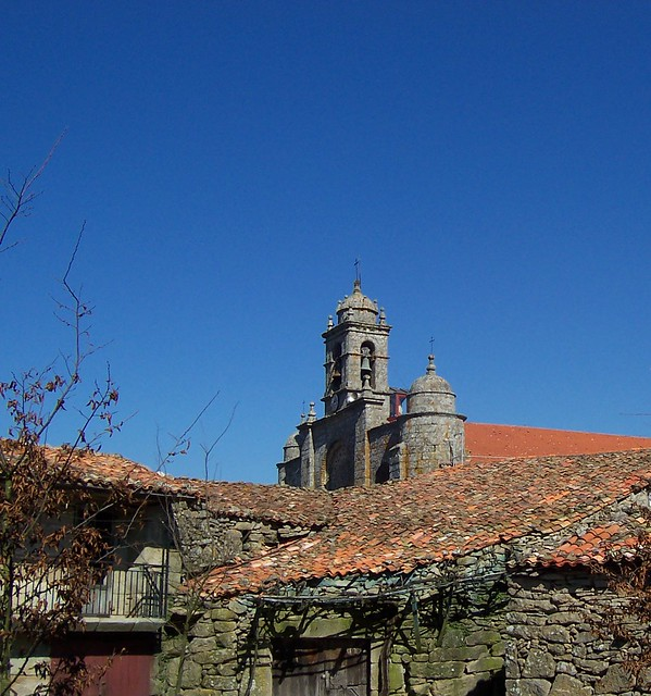 Santa Mariña de Augas Santas ( Allariz )