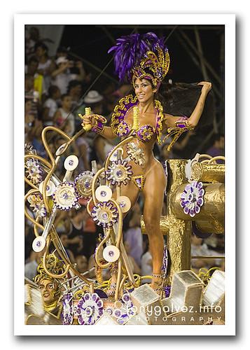 Jaqueline Khury, carnaval 2009, Gaviões da Fiel