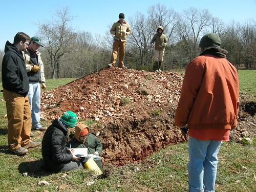 Phriday photo niu soil judging for Soil judging