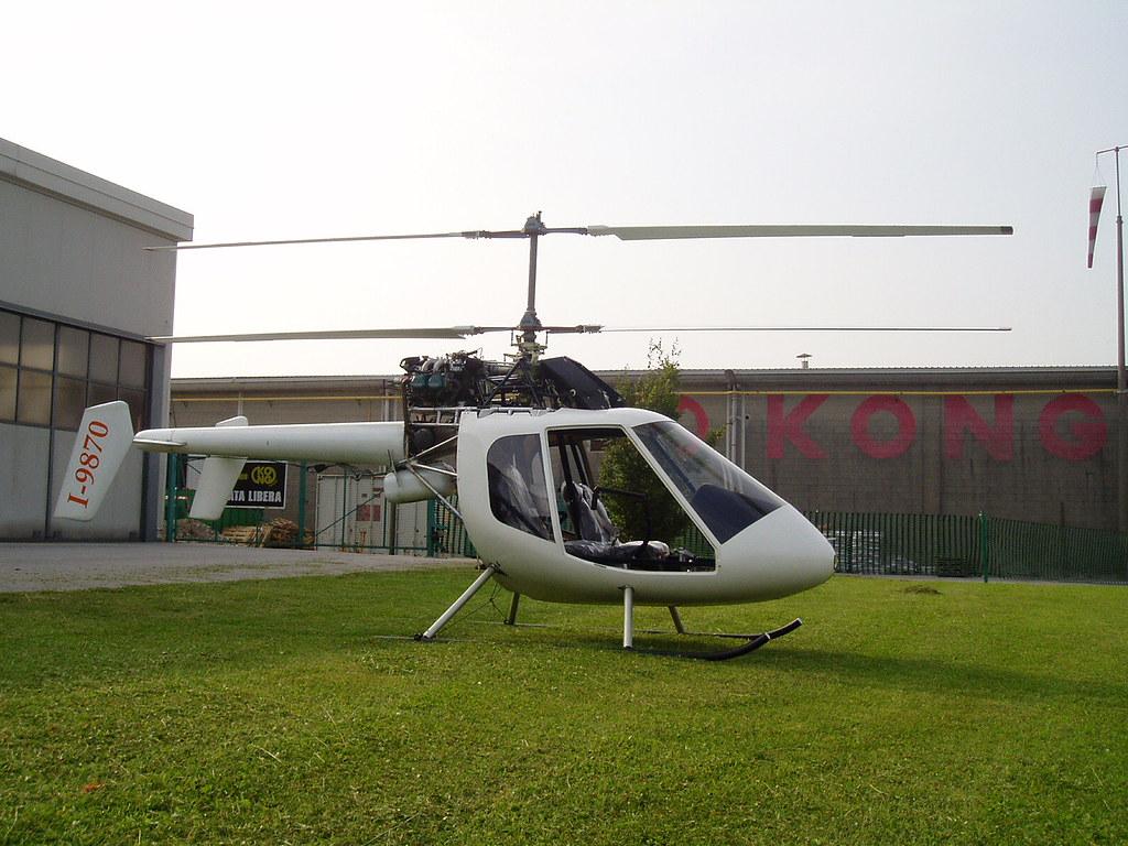 Elicottero Birotore : Elicottero birotore aviazione generale vds ultraleggeri