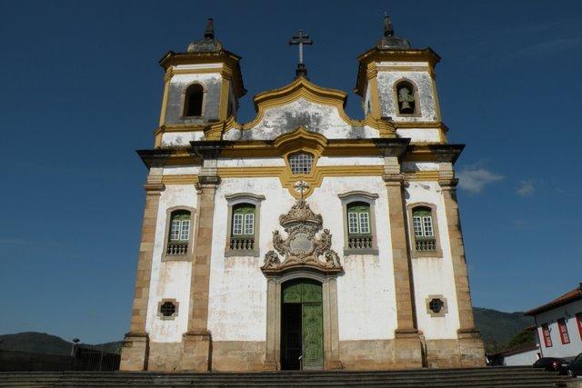 Igreja São Fancisco de Assis - Mariana