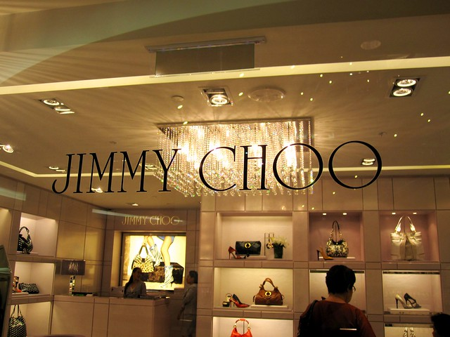 Jimmy Choo at Suria KLCC