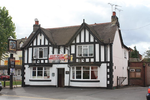 The Coach and Horses, Longford Road