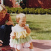 me-mom-Easter-1977-one-shoulder-striped-top