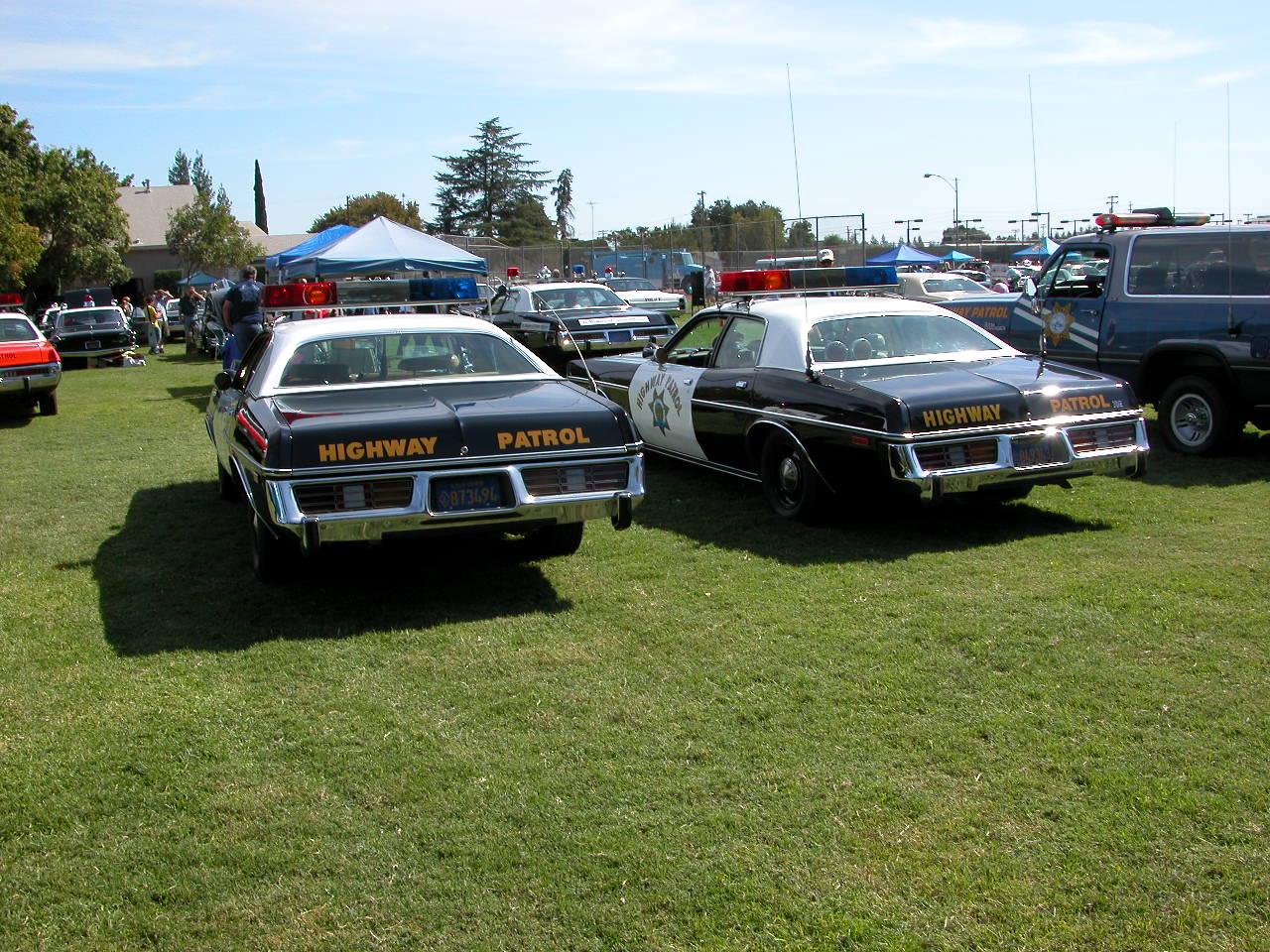 CHP Vintage 1977 Dodge Units