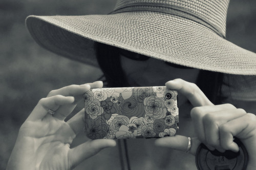 sunhat iphone