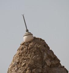 Minaret top, Dyingerey Ber Mosque