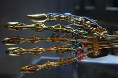 Anakin's hand