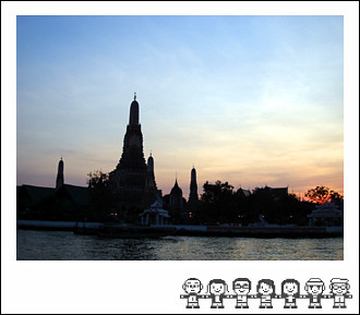 travelogue 泰国
