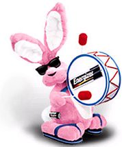 Energizer Bunny V.S. Duracell Bunny: What's the deal?