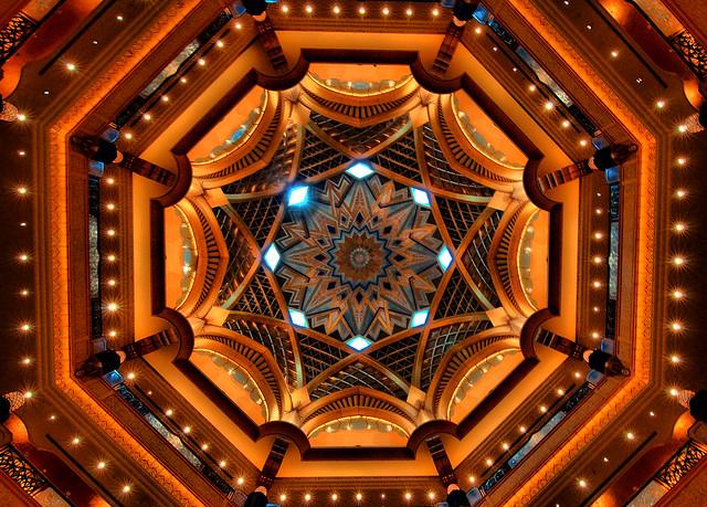 Emirates Palace Dome