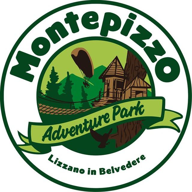montepizzo adventure park logo badge flickr photo sharing