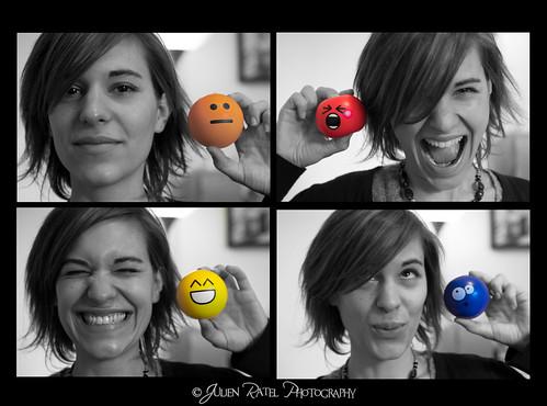 Emotion mix