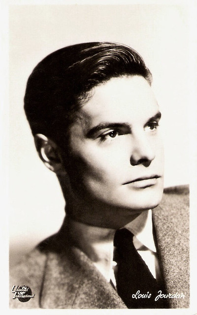 Otis Barton Wallpapers Dashingly handsome French film actor Louis Jourdan is known for