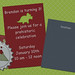 Dinosaur 3rd birthday invite for blog