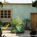 Antigua Garden Courtyard