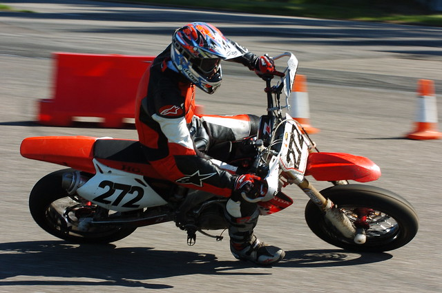 (272) - ONK Supermoto in Lelystad op 10-09-2006 by allround.fotografie