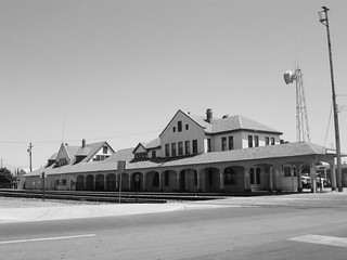 Bakersfield Train Station