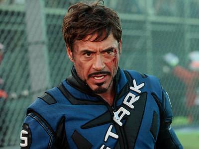 Robert Downey Jr. as Tony Stark / Iron Man