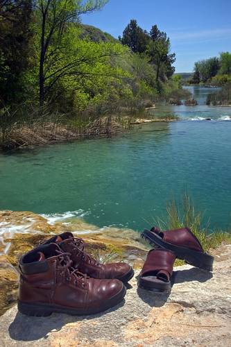 hot water colors beautiful shoes south scenic falls springs cascade dakota