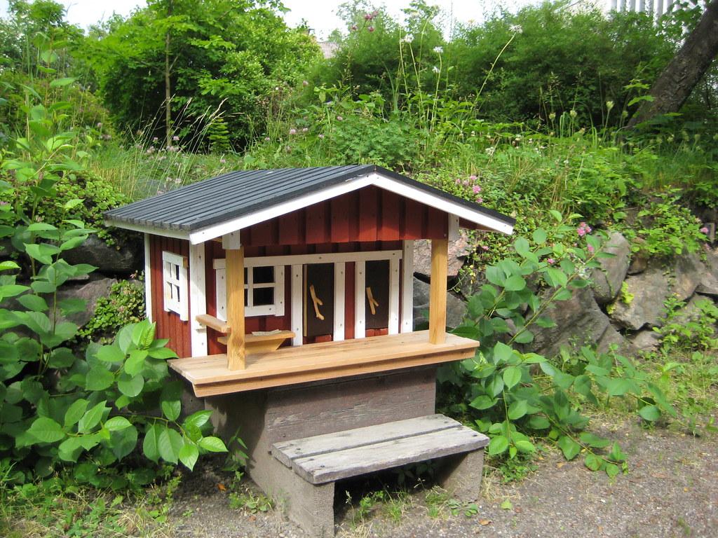 Cosas que pasan agosto 2009 for Decoracion jardin gnomos
