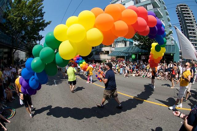 Vancouver Pride Parade 2009